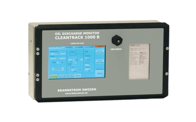 CLEANTRACK 1000B